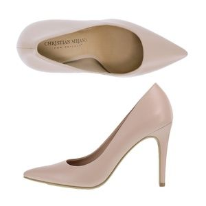 Christian Siriano Pointed-Toe Pumps - Size 7.5